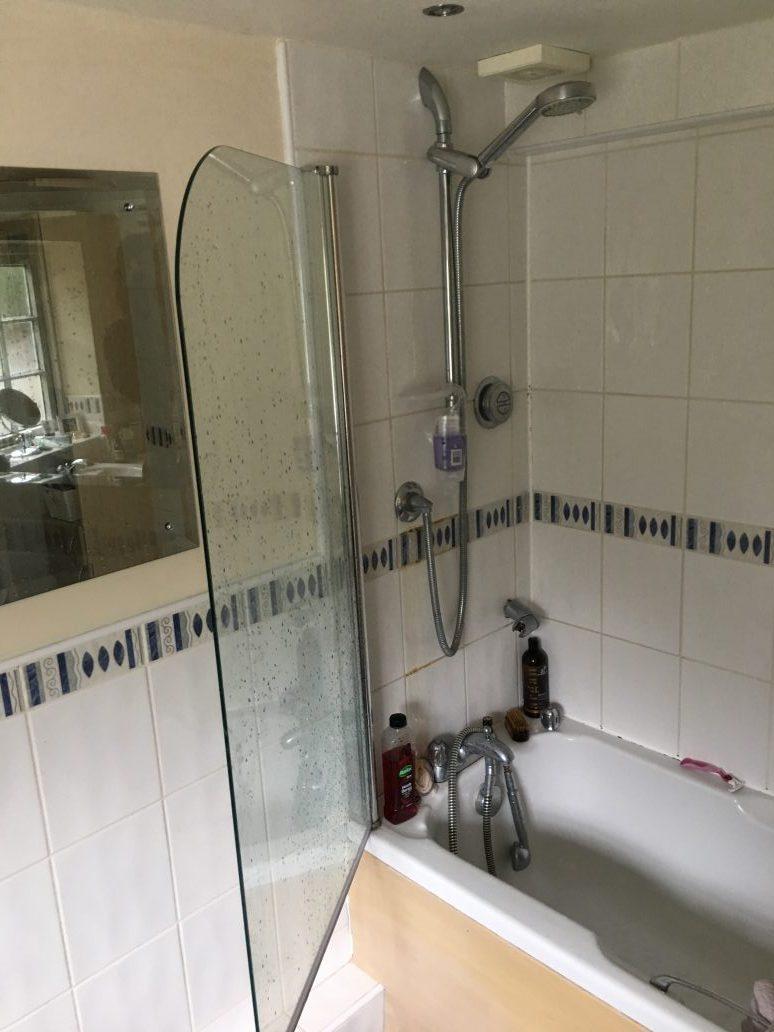 Traditional Burlington Bathroom Milton Keynes Plumber